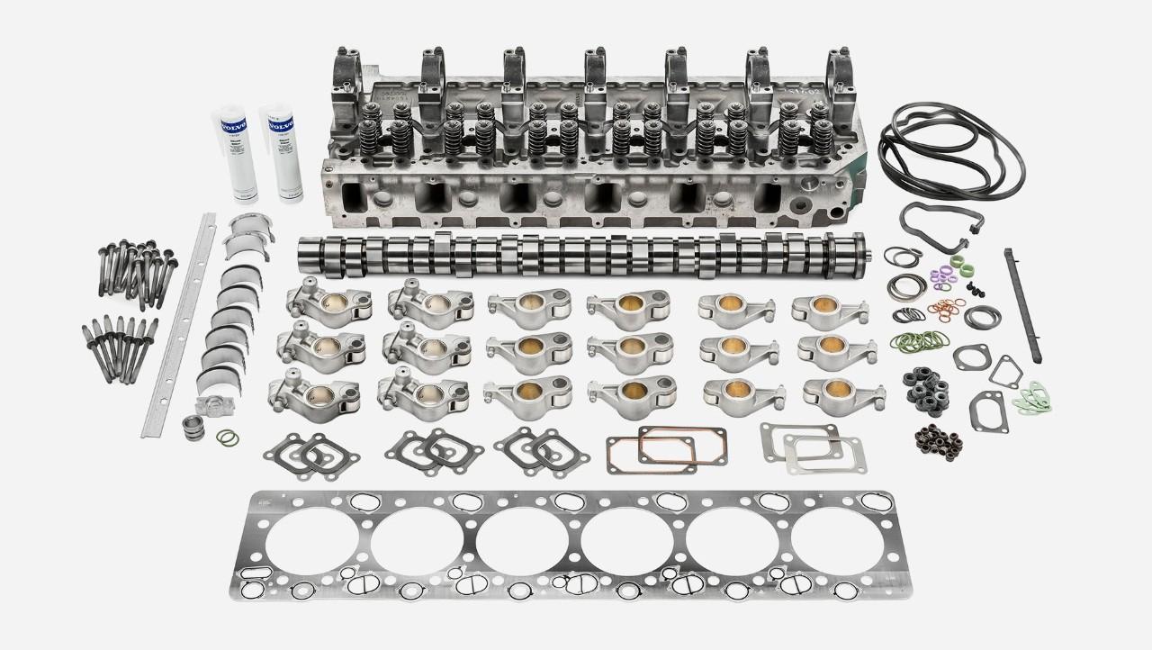 Komplet za remont motora Volvo kamiona, gornji motor